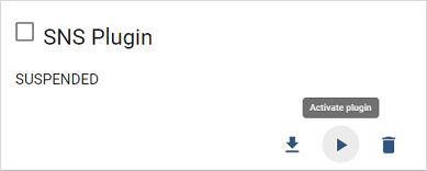 SNS Plugin | ThingsBoard