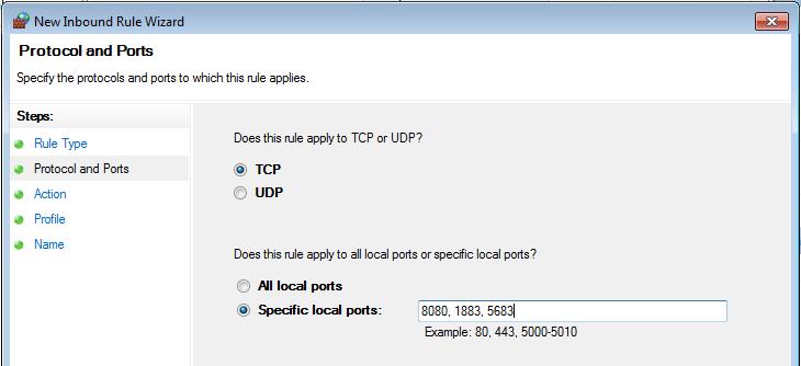 Installing ThingsBoard on Windows   ThingsBoard